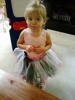 My tiny dancer